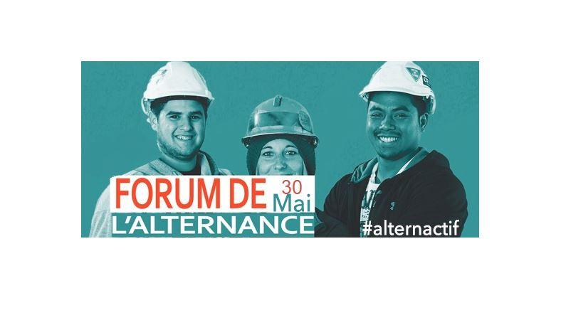 Forum de l'Alternance 30 mai