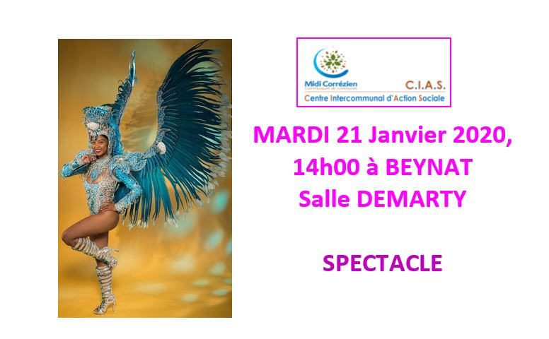 spectacle CIAS