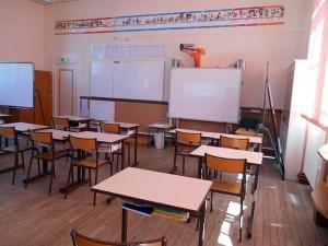 Salle de classe des grands