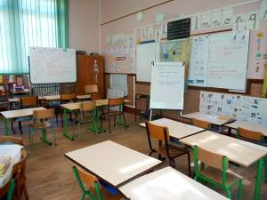 Salle de classe des petits
